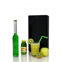"""Cocktail Set """" Apfel- Kiwi """" alkoholfrei"""